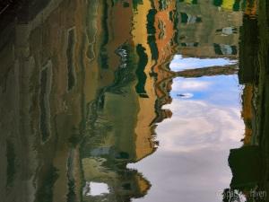Maddalena Canal reflections - Venice, Italy